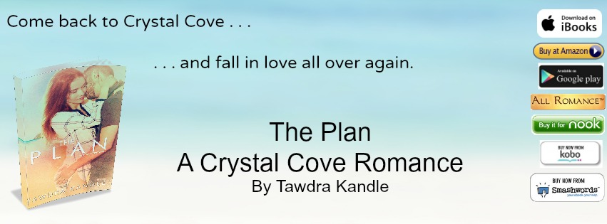 The Plan by Tawdra Kandle Release Day!